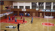 BK Synthesia Pardubice vs. BCM Orli Prostějov