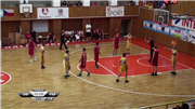 BK Lions Jindřichův Hradec vs. BK Synthesia Pardubice