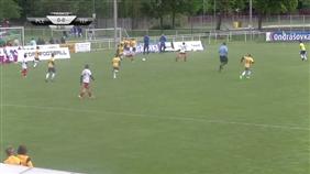 FK Pardubice - FK Teplice (Ondrášovka Cup, U12)