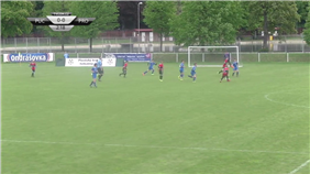 MŠK Púchov - 1.SK Prostějov (Ondrášovka Cup, U12)