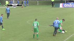 FC Vítkovice 1919 - FC Sellier Bellot Vlašim (Ondrášovka Cup, U12)