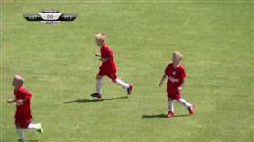 FK Meteor Praha VIII - FK Pardubice (Ondrášovka Cup, U8, Stříbrná skupina)