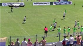 FK Viktoria Žižkov - FC Písek fotbal (Ondrášovka Cup, U8, Stříbrná skupina)