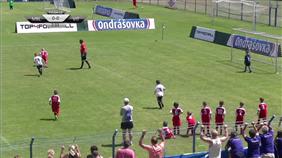 FK Mladá Boleslav - FC Vítkovice 1919 (Ondrášovka Cup, U8, Zlatá skupina)