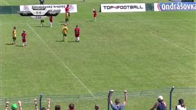 MŠK Žilina - FK Pardubice (Ondrášovka Cup, U8, Stříbrná skupina)