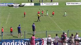 FK Viktoria Žižkov - SK Motorlet Praha (Ondrášovka Cup, U8, Stříbrná skupina)