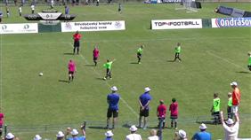 SK Sigma Olomouc - FC Slovan Liberec (Ondrášovka Cup, U8, Zlatá skupina)