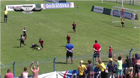 SFC Opava - SK Vysoké Mýto (Ondrášovka Cup, U8, Stříbrná skupina)