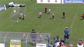 SFC Opava - FC Slovan Havlíčkův Brod (Ondrášovka Cup, U8, Stříbrná skupina)