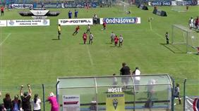 SK Líšeň - FC Slovan Havlíčkův Brod (Ondrášovka Cup, U8, Zlatá skupina)