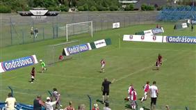 SK Slavia Praha - fotbal a.s. - AC Sparta Praha fotbal (Ondrášovka Cup, U8, Zlatá skupina)
