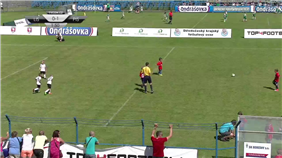 SK Líšeň - FC Písek fotbal (Ondrášovka Cup, U8, Zlatá skupina)