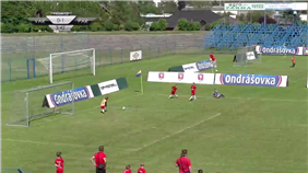 FK Varnsdorf - FK Pardubice (Ondrášovka Cup, U8, Stříbrná skupina)
