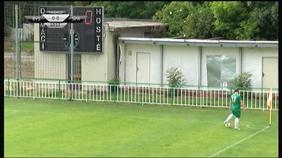 FC Dosta Bystrc - Kníničky, a.s. - FC Sparta Brno (Krajský přebor - Jihomoravský kraj, 28. kolo)