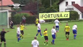 TJ Sokol Lhota - FK Holýšov (Krajský přebor - Plzeňský kraj, 30. kolo)