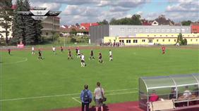FK Spartak Soběslav - Centropen Dačice (Ondrášovka Krajský přebor - Jihočeský kraj, 30. kolo)