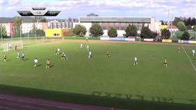 FC ZVVZ Milevsko - Sportovní klub Ševětín o.s. (Ondrášovka Krajský přebor - Jihočeský kraj, 30. kolo)