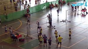 Sesja przedpołudniowa (Finał Turnieju Kinder + Sport w mini siatkówce Zabrze 2017)
