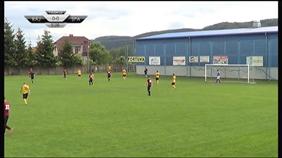 SK Olympia Ráječko - FC Sparta Brno (Krajský přebor - Jihomoravský kraj, 26. kolo)