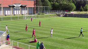 Jiskra Třeboň - FC Písek (Ondrášovka Krajský přebor - Jihočeský kraj, 30. kolo)