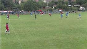Exhibiční utkání: trenéři zúčastněných mužstev vs. Menšíkova 11 (osobnosti)