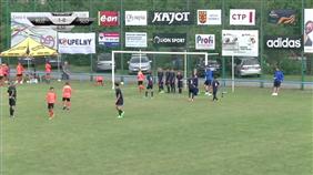MFK Ružomberok - 1.FC Slovácko (O pohár starosty města Modřice, skupina o 9.-16. místo)