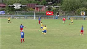 FC Zbrojovka Brno - FC Fastav Zlín (O pohár starosty města Modřice, o 9. místo)