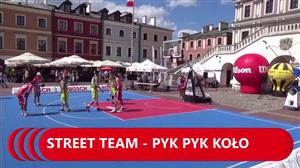 Finał BOSCH Grand Prix Polski 2017 - Open-M, Mixt 2x2 - Zamość