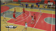 BA Karlovy Vary vs. BS DSK Basketball Nymburk KV