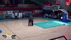 Energa Kotwica Kołobrzeg - Biofarm Basket Poznań (1 LM - 1 Kolejka)