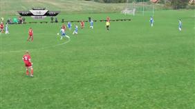 TJ Jiskra Rapotín - FC Kralice na Hané (Krajský přebor - Olomoucký kraj, 8. kolo)
