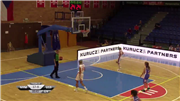 DSK Basketball Nymburk vs. U19 Chance