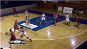 BK Lokomotiva Trutnov vs. DSK Basketball Nymburk
