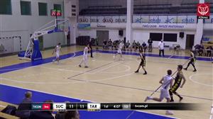 Biofarm Basket Suchy Las - Tarnovia Basket Tarnowo Podgórne (2LM Gr.A - 18 kolejka)