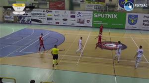 Red Dragons Pniewy - Pogoń 04 Szczecin (Futsal Ekstraklasa - 12 kolejka)
