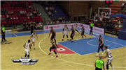 ČEZ Basketball Nymburk vs. DEKSTONE Tuři Svitavy