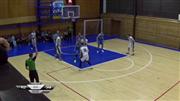 BK Lokomotiva  Plzeň vs. Basket Fio banka Jindřichův Hradec