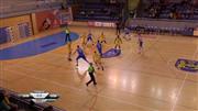 Basket Fio banka Jindřichův Hradec vs. USK Praha B