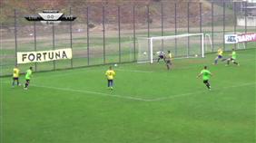 FK Litoměřicko - FK Slavoj Vyšehrad (Fortuna ČFL, 14. kolo)