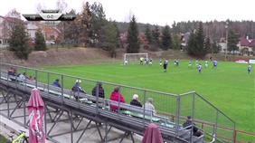 FK Okula Nýrsko - SK Horní Bříza (Krajský přebor - Plzeňský kraj, 14. kolo)