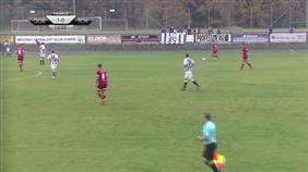 MFK Dobříš - FK Tachov (Fortuna Divize A, 14. kolo)