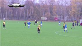 FK Ostrov - FK Olympie Březová (Fortuna Divize B, 14. kolo)