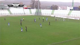 Mostecký FK - FK Brandýs n.L. (Fortuna Divize B, 14. kolo)