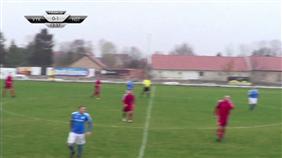 FK Čechie Vykáň - TJ Sokol Nové Strašecí (Ondrášovka Krajský přebor - Středočeský kraj, 14. kolo)