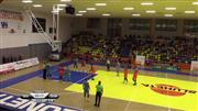 SLUNETA  Ústí nad Labem vs. BK Olomoucko