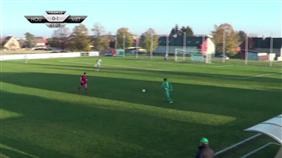 TJ Sokol Hostouň - FK Meteor Praha VIII (Fortuna Divize B, 14. kolo)