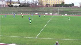 TJ Dvůr Králové nad Labem - SK Benátky n. Jizerou (Fortuna Divize C, 14. kolo)