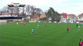 RMSK Cidlina - FK Jaroměř (VOTROK Krajský přebor - Královéhradecký kraj, 14. kolo)