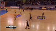 Basket Fio banka Jindřichův Hradec vs. Sokol Písek Sršni