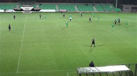 FC Chomutov - SK POLABAN Nymburk (Fortuna Divize B, 15. kolo)
